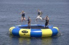 Aqua Jump Eclipse Trampoline - RAVE Sports