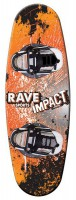 Вейкборд Jr. Impact Wakeboard with Charger Boots с креплением - RAVE Sports
